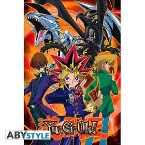 POSTER YU-GI-OH KING OF DUELS 91,5 X 61 CM