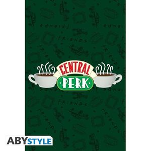 FRIENDS POSTER CENTRAL PERK 91.5 X 61