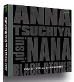 CD ANNA TSUCHIYA - BLACK STONES ALBUM