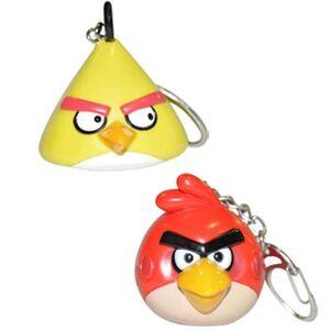ANGRY BIRDS LLAVERO 3D
