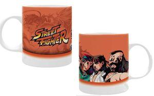 STREET FIGHTER TAZA 320ML GRUPO