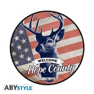FAR CRY 5 ALFOMBRILLA RATON WELCOME TO HOPE COUNTY