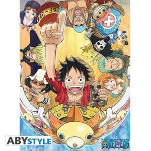 POSTER ONE PIECE NEW WORLD 52X38CM