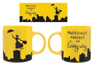 MARY POPPINS TAZA OUTLINE 320ML