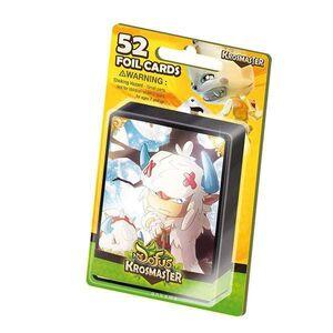 KROSMASTER ARENA: PACK 52 CARTAS FOIL + 1 CARTA LUK YLOOK