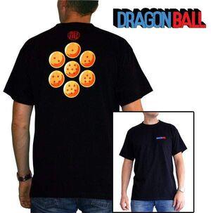 DRAGON BALL CAMISETA CHICO DRAGON BALLS M