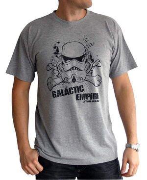 STAR WARS CAMISETA CHICO GALACTIC EMPIRE XXL
