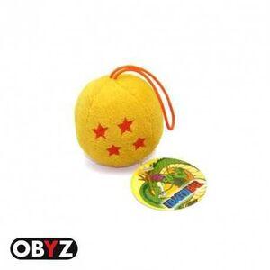 DRAGON BALL Z LLAVERO PELUCHE BOLA DE CRISTAL 6 CM