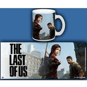 THE LAST OF US TAZA 320 ML CITY