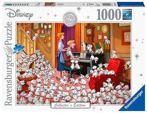 101 DALMATAS PUZZLE 1000 PIEZAS DISNEY