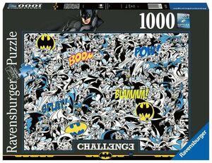 BATMAN PUZZLE 1000 PIEZAS CHALLENGE