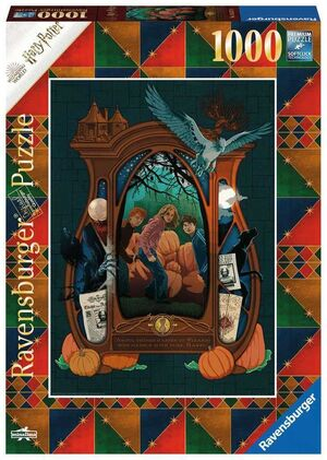 HARRY POTTER PUZZLE 1000 PIEZAS FANTASY