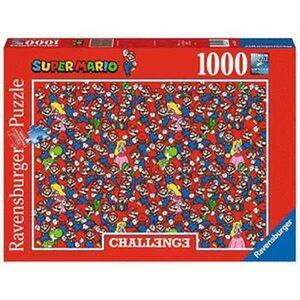SUPERMARIO PUZZLE 1000 PIEZAS CHALLENGE
