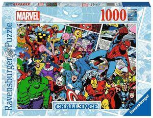 MARVEL PUZZLE 1000 PIEZAS CHALLENGE