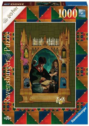 HARRY POTTER PUZZLE 1000 PIEZAS HARRY POTTER  Y EL PRINCIPE MESTIZO