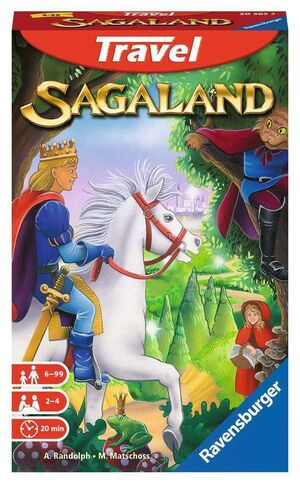 SAGALAND TRAVEL GAME