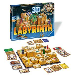 LABYRINTH 3D (JUEGO MESA)