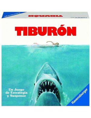 TIBURON. UN JUEGO DE ESTRATEGIA Y SUSPENSE