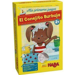 MIS PRIMEROS JUEGOS. EL CONEJITO BURBUJA