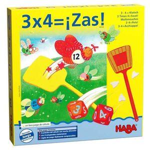 3 X 4 = ZAS!
