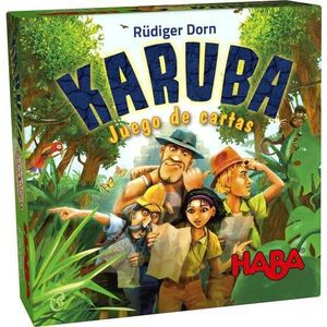 KARUBA. JUEGO DE CARTAS