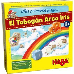 EL TOBOGAN ARCO IRIS
