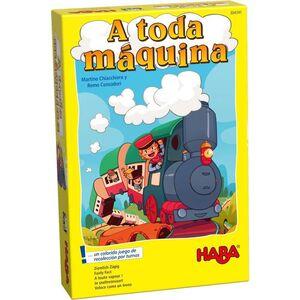 A TODA MAQUINA