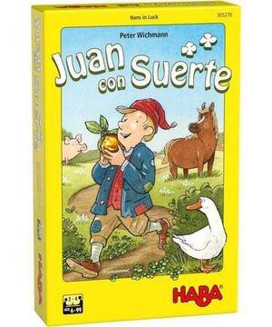 JUAN CON SUERTE