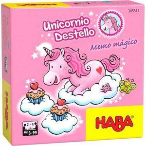 UNICORNIO DESTELLO - MEMO MAGICO
