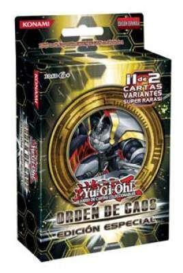 YU-GI-OH: ORDEN DE CAOS EDICION ESPECIAL