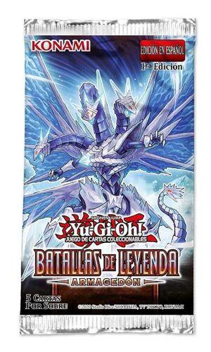 YU-GI-OH BATALLAS DE LEYENDA: ARMAGEDON SOBRE (CASTELLANO)
