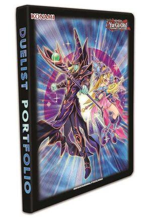YU-GI-OH ALBUM THE DARK MAGICIANS