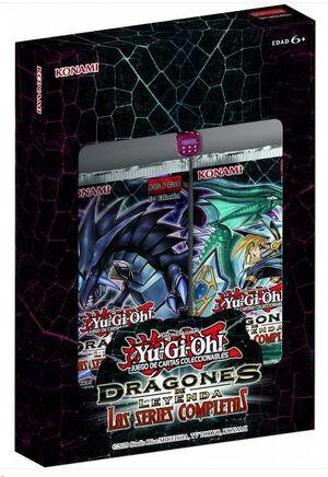 YU-GI-OH: DRAGONES DE LEYENDA: LAS SERIES COMPLETAS