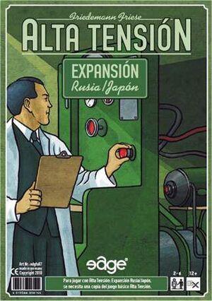 ALTA TENSION. EXPANSION RUSIA - JAPON
