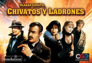 CHIVATOS Y LADRONES