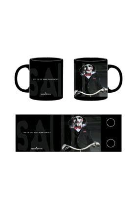 SAW TAZA CERAMICA CLOWN BILLY
