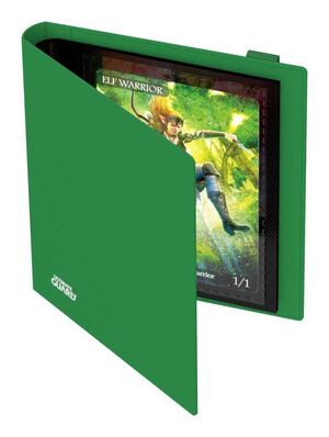 ULTIMATE GUARD FLEXXFOLIO 20-2 POCKET VERDE