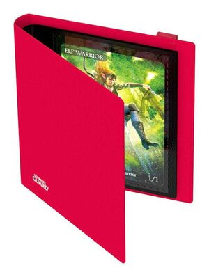 ULTIMATE GUARD FLEXXFOLIO 20-2 POCKET ROJO