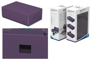 ULTIMATE GUARD SMARTHIVE 400+ XENOSKIN VIOLETA