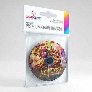 GAMEGENIC: KEYFORGE PREMIUM BROBNAR CHAIN TRACKER ML