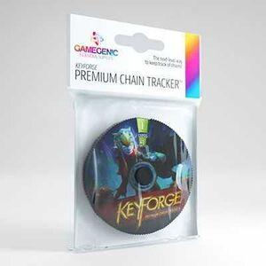 GAMEGENIC: KEYFORGE PREMIUM SHADOWS CHAIN TRACKER