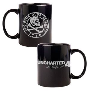 UNCHARTED 4 TAZA PIRATE COIN