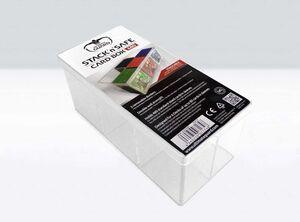 ULTIMATE GUARD STACK'N'SAFE CARD BOX 480 CAJA DE CARTAS