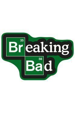BREAKING BAD ALFOMBRA 85 X 55 CM LOGO