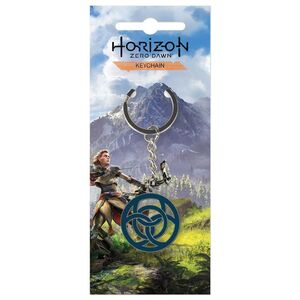 HORIZON CERO DOWN LLAVERO METALICO 5 CM CLAN