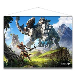 HORIZON ZERO DAWN PORTADA ROLLO DE PARED DECORACION
