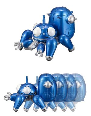 GHOST IN THE SHELL S.A.C. - TOKOTOKO TACHIKOMA