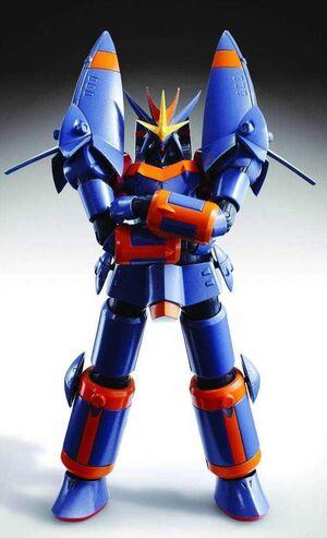 GUNBUSTER FIG 15 CM AIM FOR THE TOP SERIE SUPER ROBOT CHOGOKIN