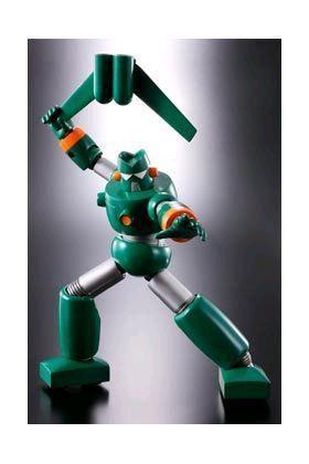 SHIN CHAN CANTAM ROBOT FIGURA 14 CM CRAYON SUPER ROBOT CHOGOKIN
