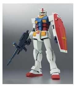 GUNDAM ROBOT SPIRITS FIGURA 12,5 CM RX78-2 GUNDAM VERSION A.N.I.M.E.